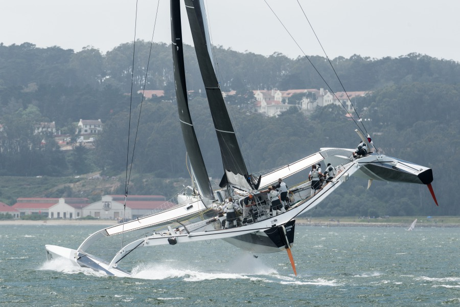 Photo Gallery Of Mod70 And Multi One Championship The Ocean Multihull 70 Race Multi One Design