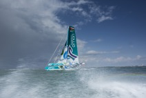 MOD70 Musandam-Oman Sail in Aberdeen Assets Management Cowes Week 2014